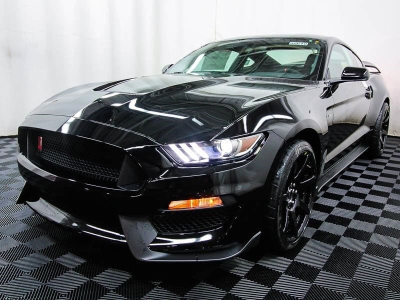 2017 Shelby Gt350 For Sale >> Great 2018 Ford Mustang Shelby GT350R ALL BLACK, R ...