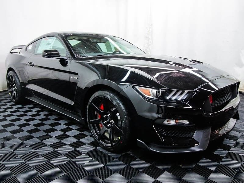 Mustang Gt350R For Sale >> Great 2018 Ford Mustang Shelby GT350R ALL BLACK, R ...