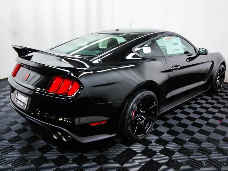 Vehicle Vin Number >> Great 2018 Ford Mustang Shelby GT350R ALL BLACK, R ...