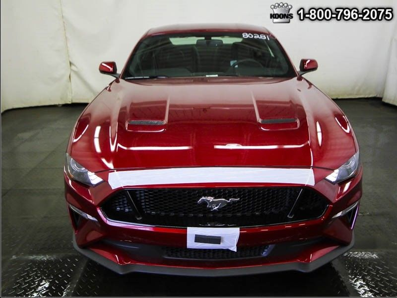 Amazing 2018 Ford Mustang GT Premium MSRP 41590 RUBY RED