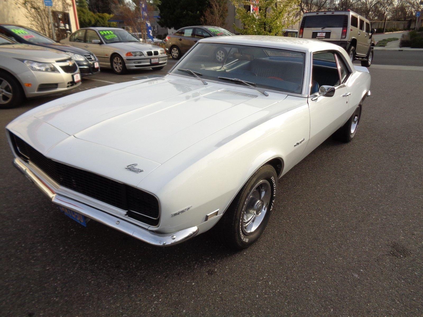 Amazing 1968 Chevrolet Camaro Rs California Original Car Over 54 Pictures Must See 2017 2018
