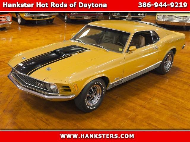 Awesome 1970 Ford Mustang Mach 1 1970 Ford Mustang 2017 2018