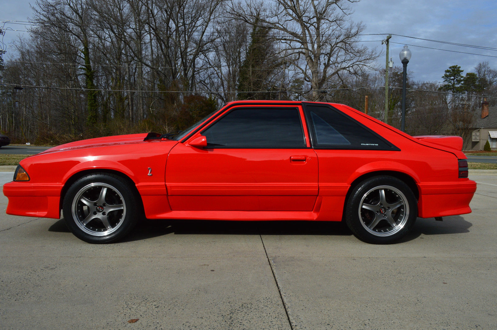 awesome 1990 ford mustang cobra r fully restored 1990 ford. Black Bedroom Furniture Sets. Home Design Ideas