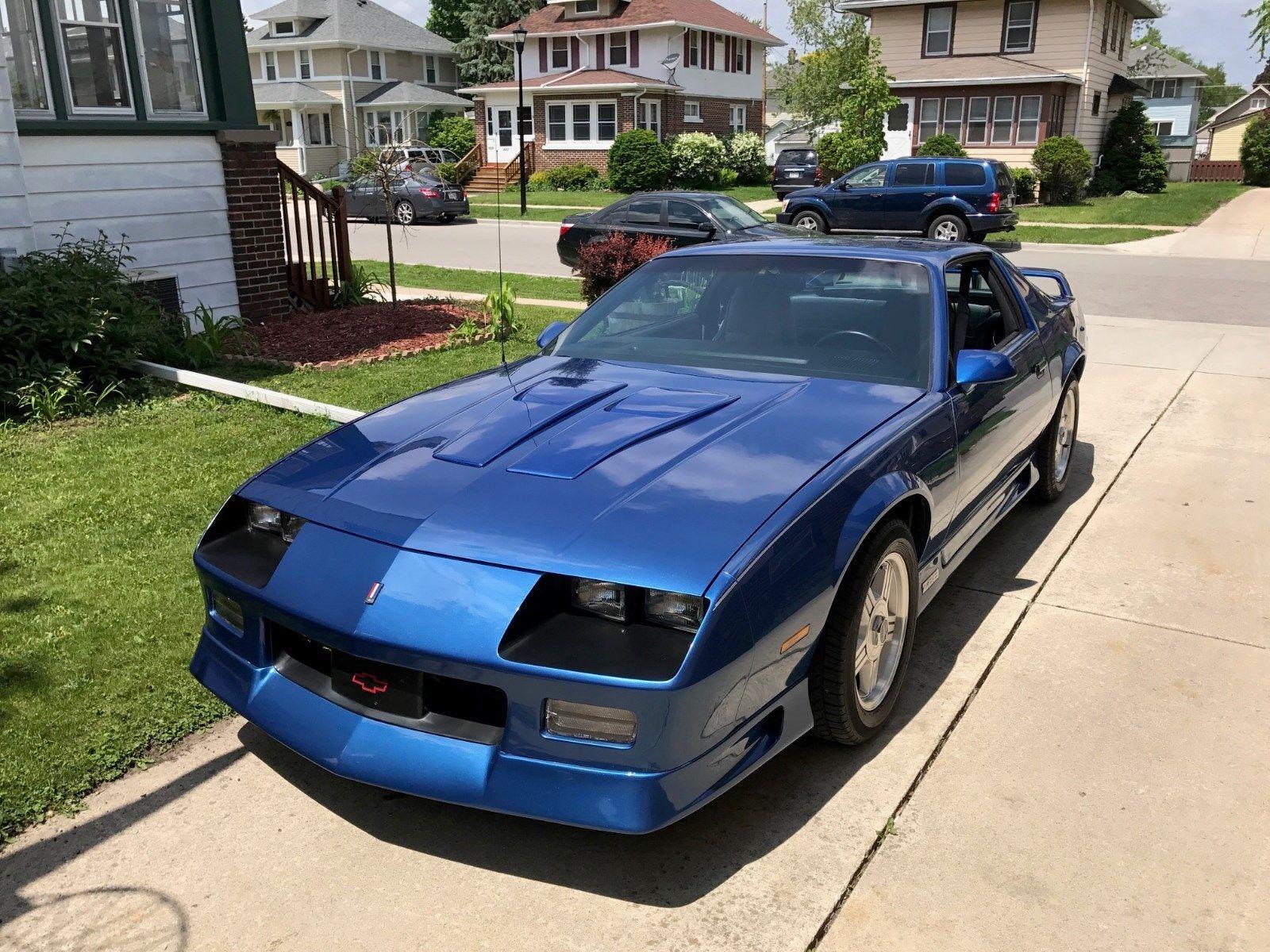 Great 1991 Chevrolet Camaro Z28 1991 Chevrolet Camaro Z28 1le 2017 2018