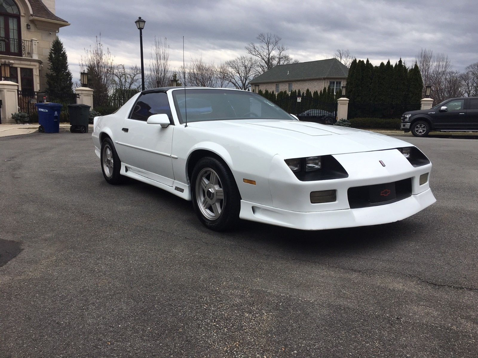 Awesome 1991 Chevrolet Camaro Z28 1991 Chevrolet Camaro Z28 5 0l T Tops New Tires And More 2018 2019