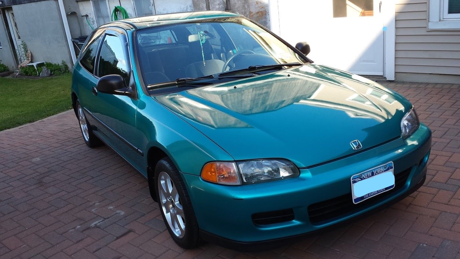 honda civic dx 1992