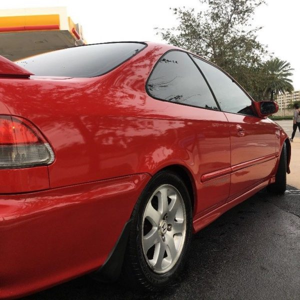 Amazing 1999 Honda Civic Si 1999 Honda Civic Si MIlano Red