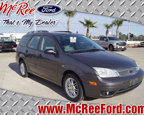 Awesome 2005 Ford Focus Zxw Se Ford Focus Zxw Se Grey With 150 465 Miles For Sale 2018 2019