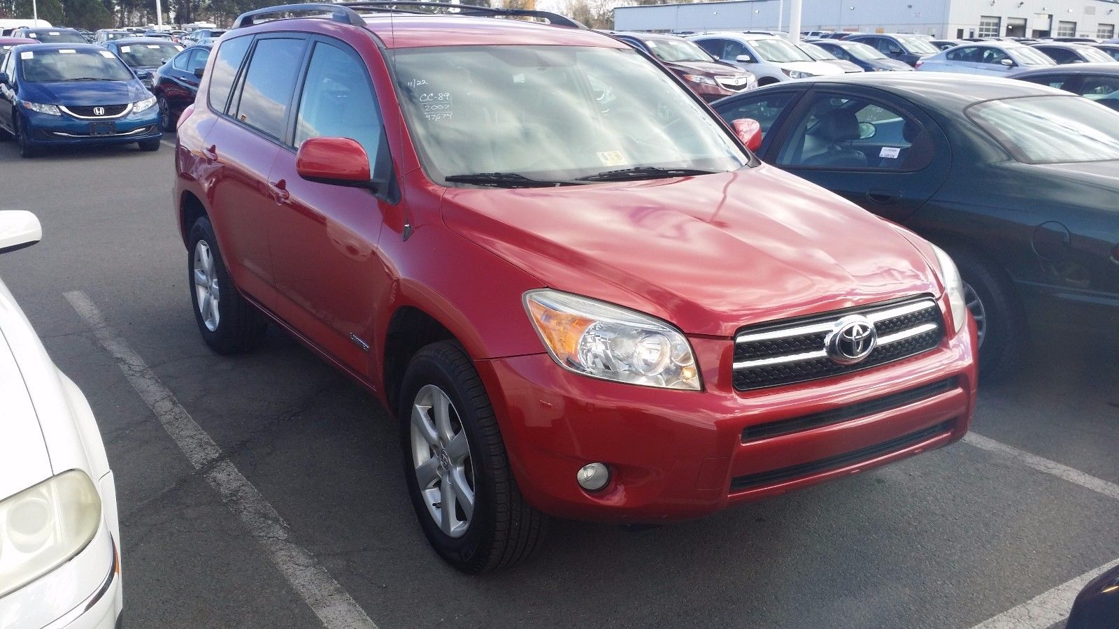 Great 2007 Toyota RAV4 2007 TOYOTA RAV$ LIMITED 2018 2019