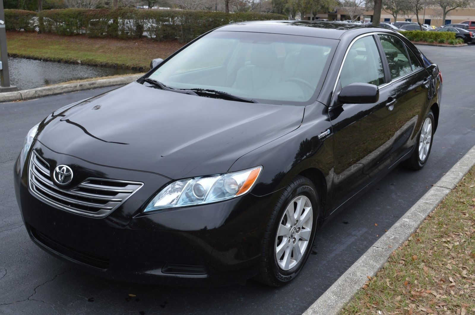Great 2009 Toyota Camry Xle Hybrid Every Option Leather Roof Nav Perfect Carfax It Now 2018 2019