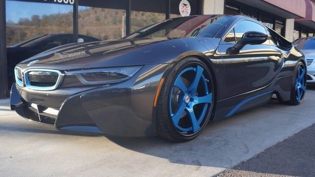 Great 2015 Bmw I8 Base Coupe 2 Door 2015 Bmw I8 Impulse World W 22