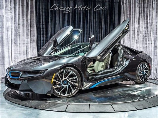 Awesome 2016 Bmw I8 Coupe 2016 Bmw I8 Coupe Sophisto Gray Metallic W