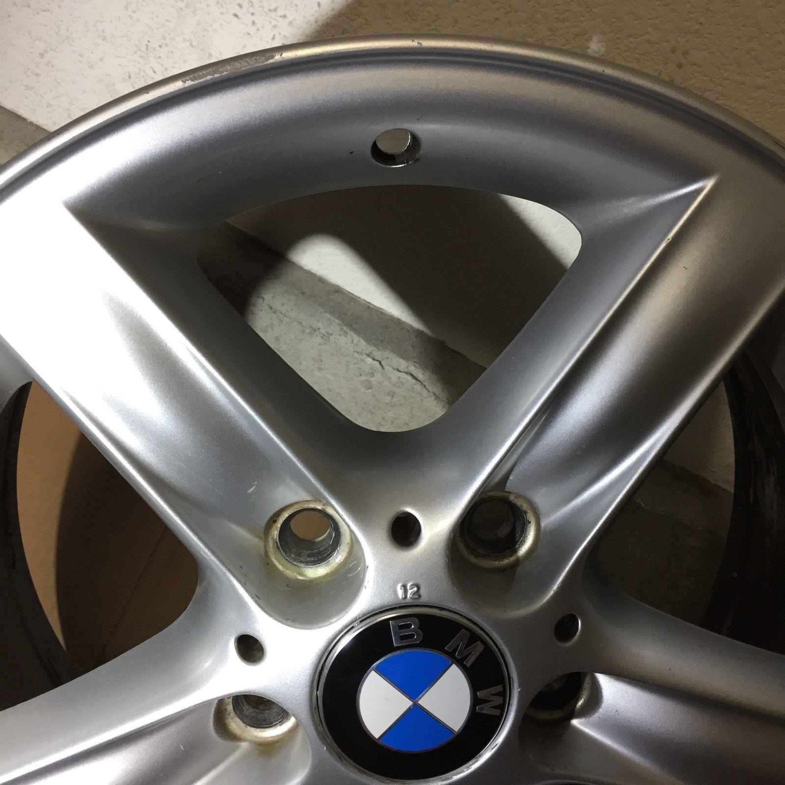 Used Bmw 3 Series 16 7 Inch Wheel Oem Factory Alloy Rim 59288 2017 2018 Mycarboard Com
