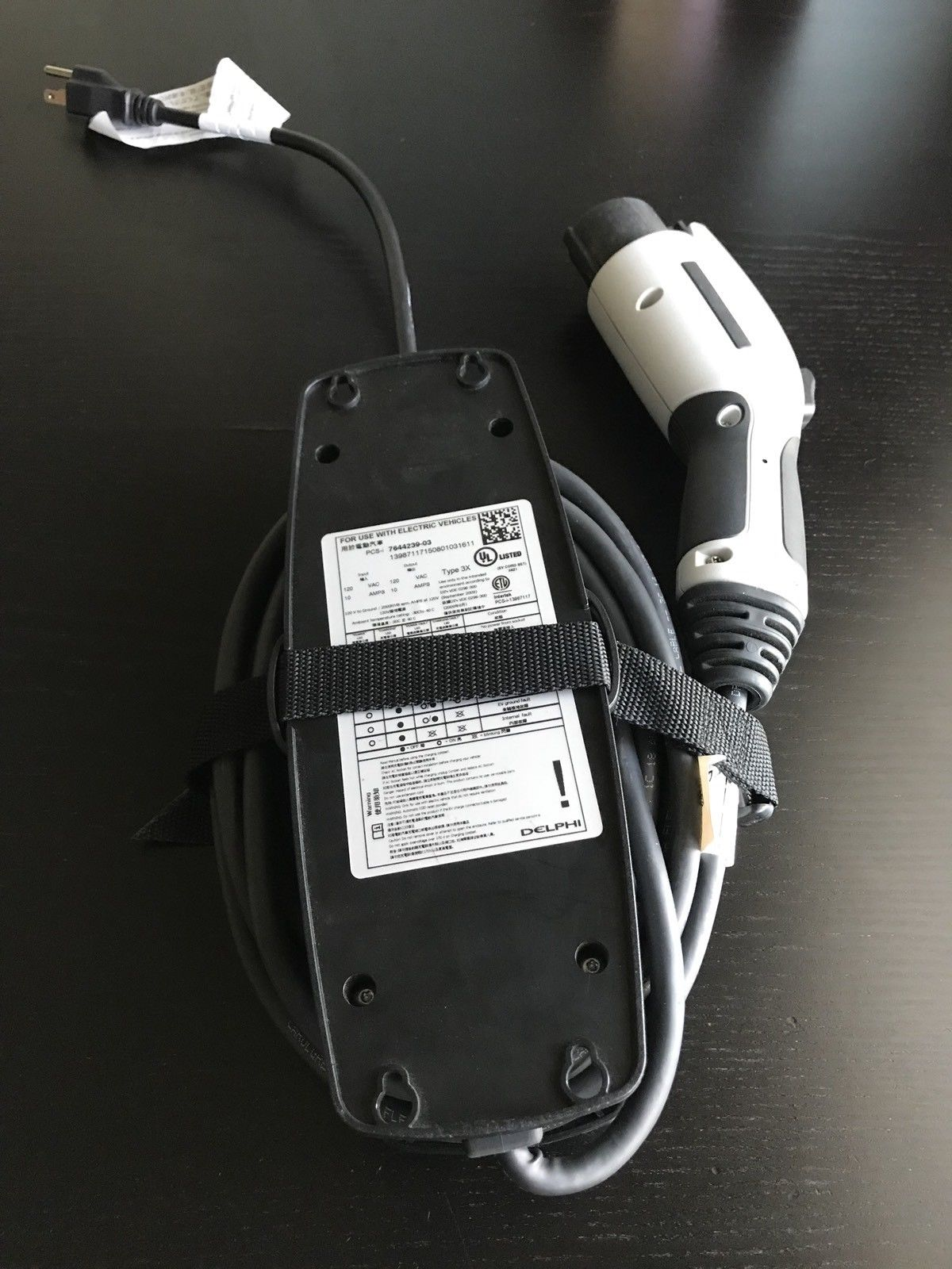 Amazing Bmw I3 I8 I 3 Electric Car Battery Ev Charger Plug In 120v 12a 7644239 03 2018 2019