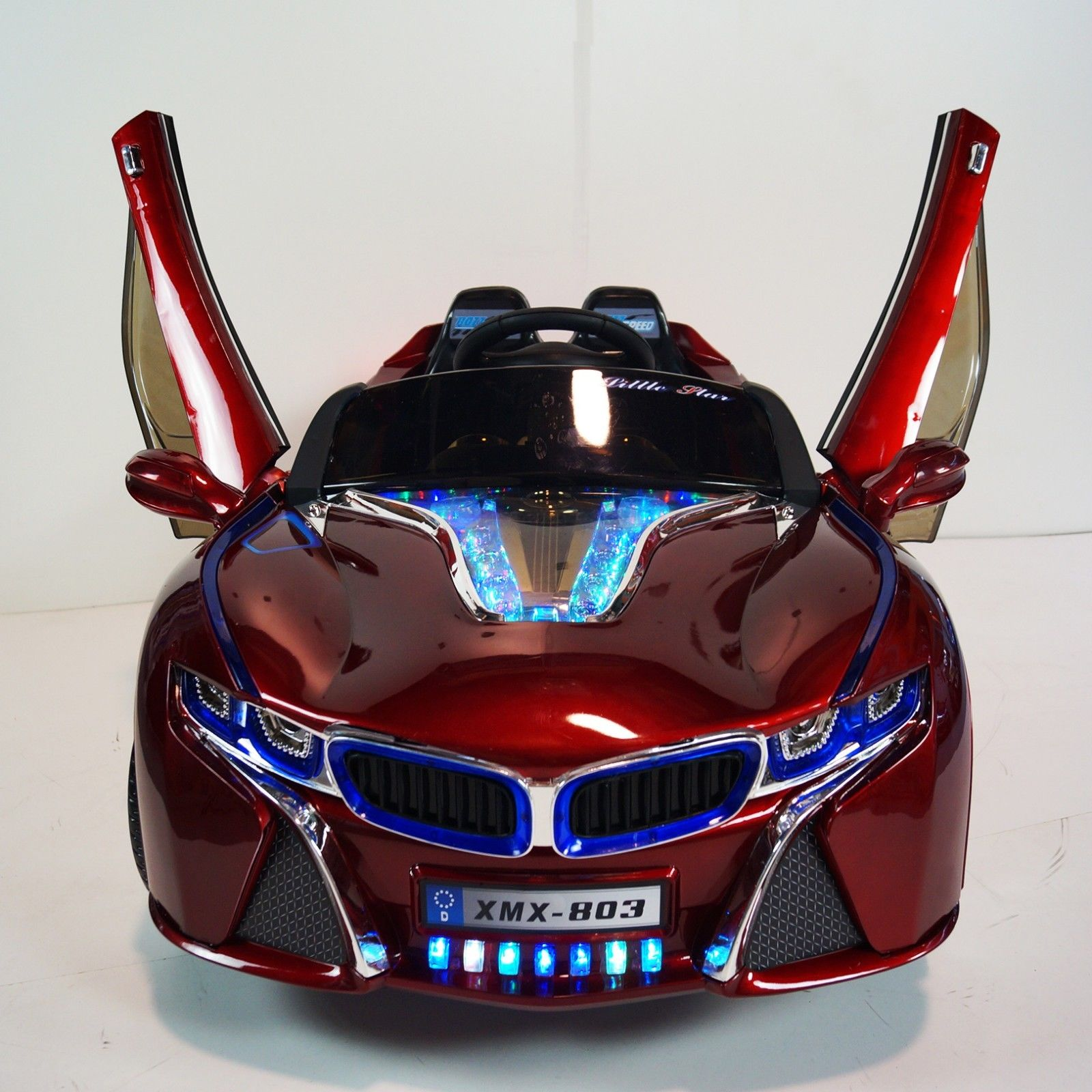 Great Bmw I8 Style Kids Ride On Battery Powered Electric Car With Remote Control 2017 2018
