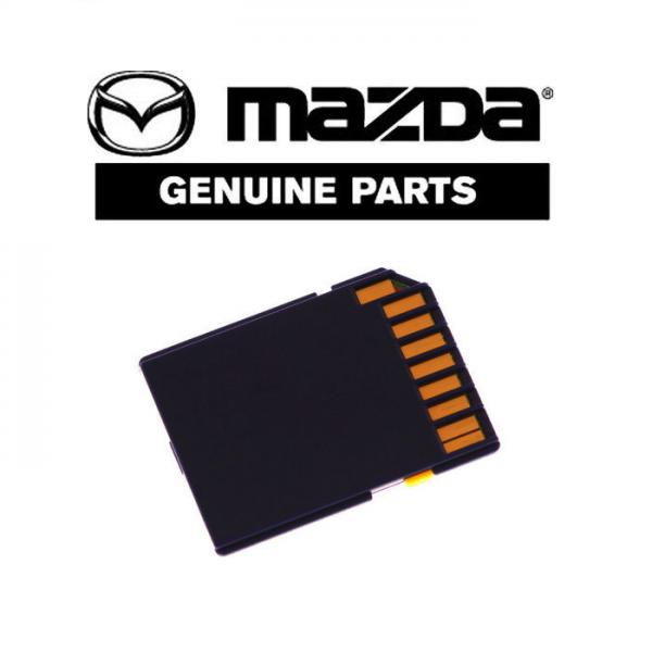 Great MAZDA 3 6 CX-3 CX-5 Latest 2017 Update Navigation SD Card BHP1 66  EZ1F 2017/2018