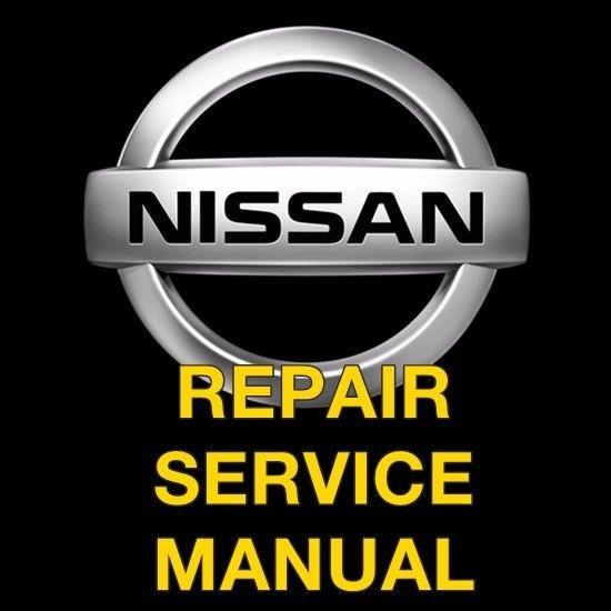 nissan altima service manual 2012
