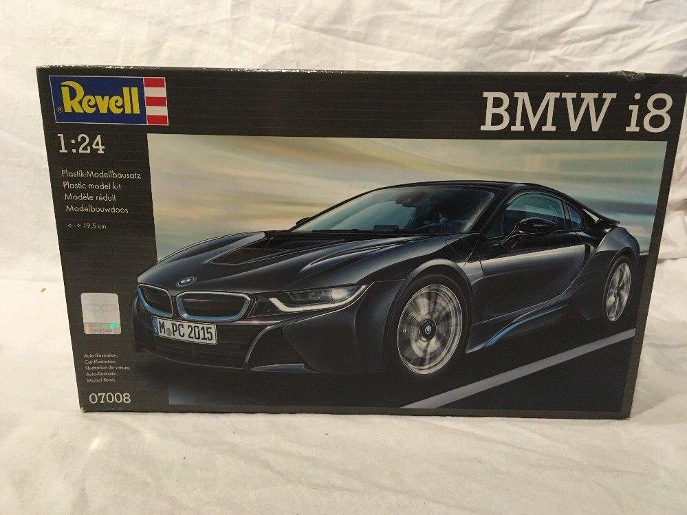 Awesome Revell Germany Revell Germany 1 24 Bmw I8 Model Kit Rvls7008
