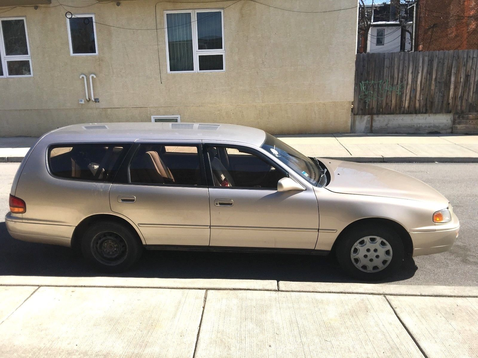 Awesome 1995 Toyota Camry Rare Station Wagon With