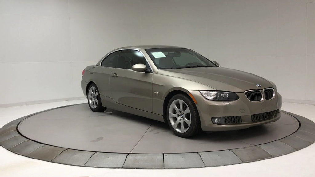 Great BMW Series I Series I Convertible Low Miles - 2008 bmw 3 series 335i convertible