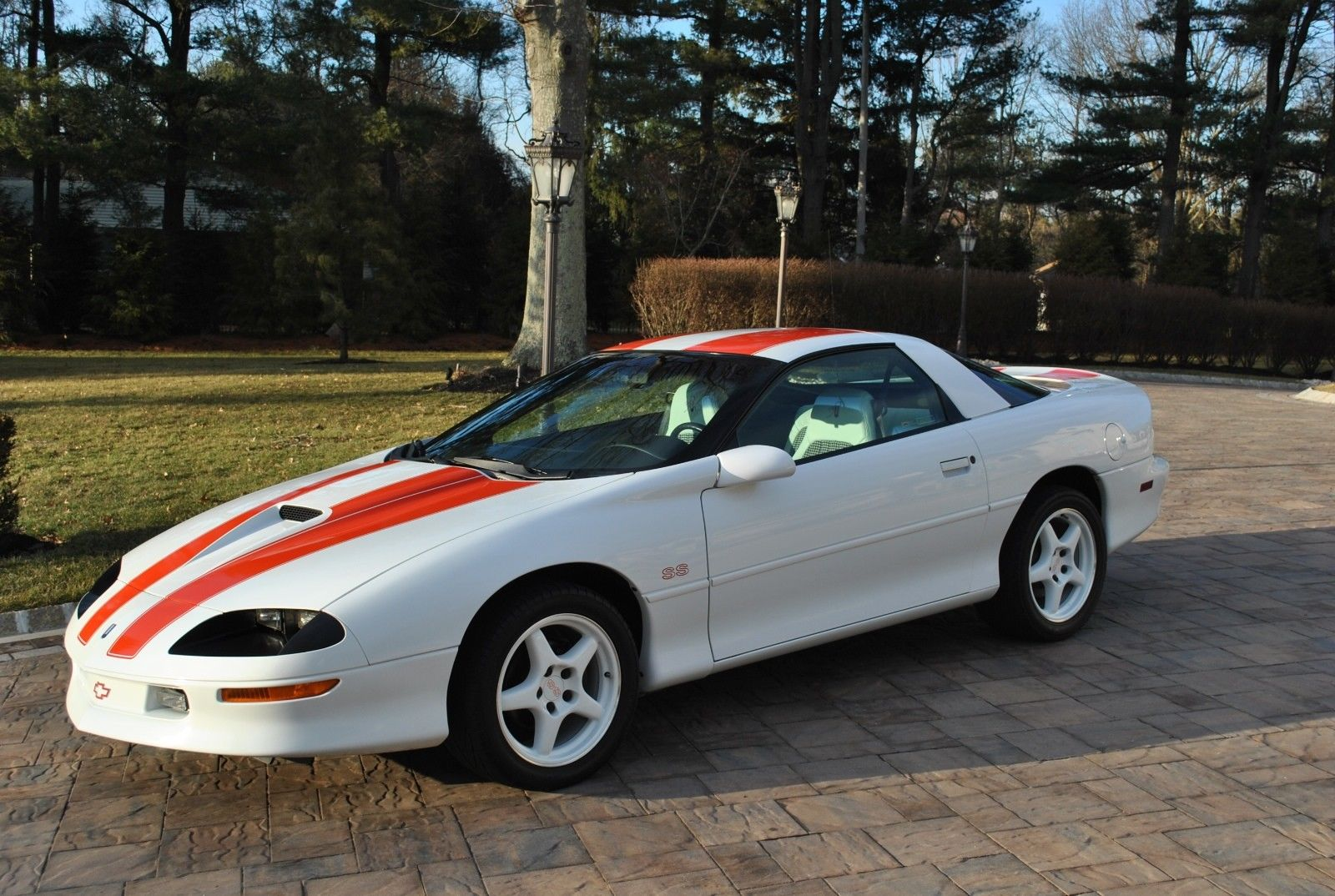 Awesome 1997 Chevrolet Camaro Z28 Ss 30th Anniversary No Reserve 2017 2018