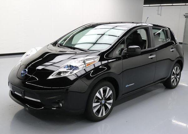 Awesome 2014 Nissan Leaf 2014 Nissan Leaf Sl Electric Zero Emission