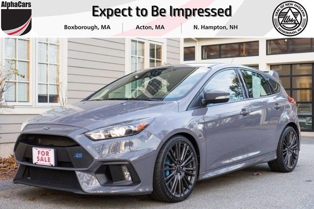 Great 2016 Ford Focus Rs Tealth Gray At Alphacars Ural Of New England 2018 2019
