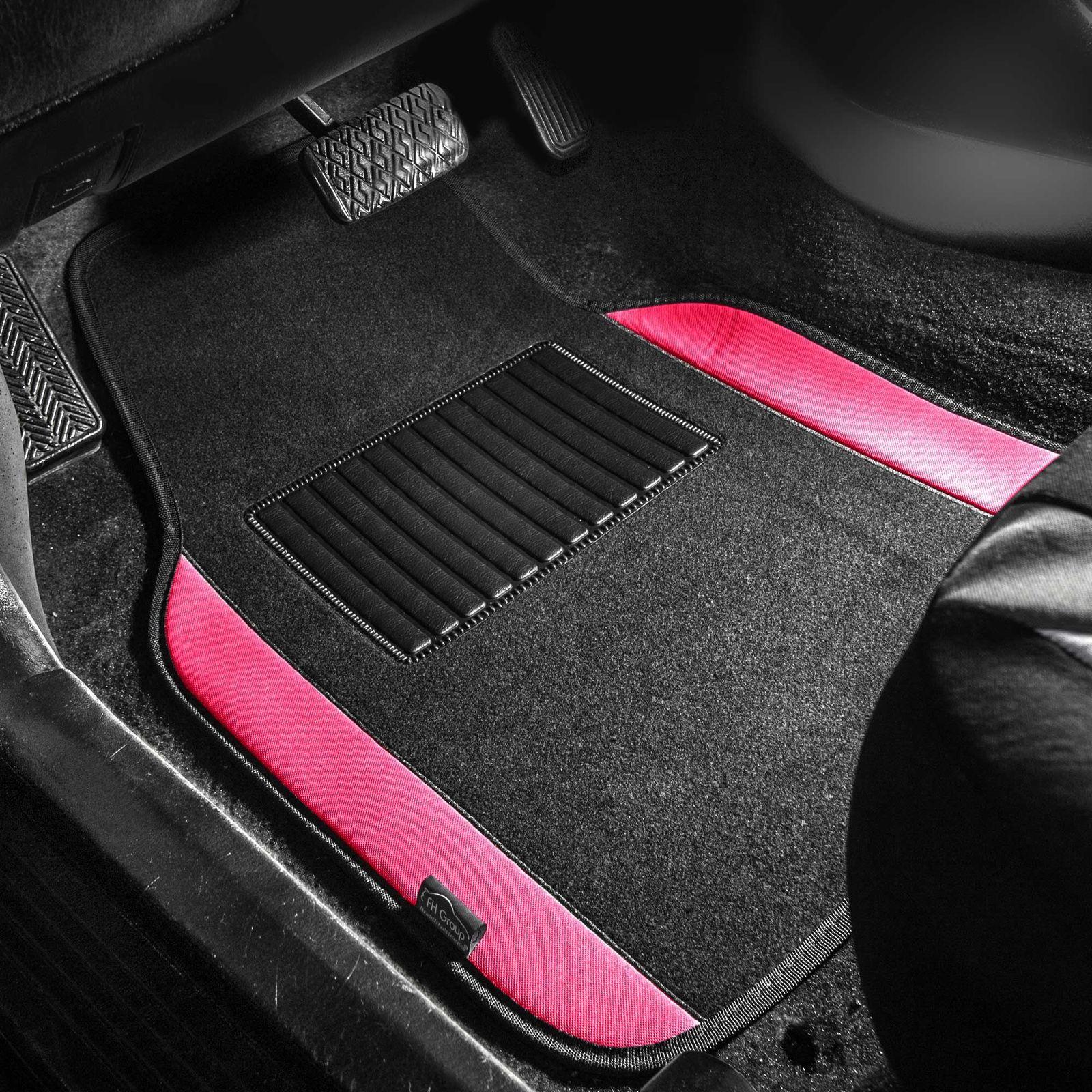 Auto Floor Mat Heel Pad Carpet Vidalondon