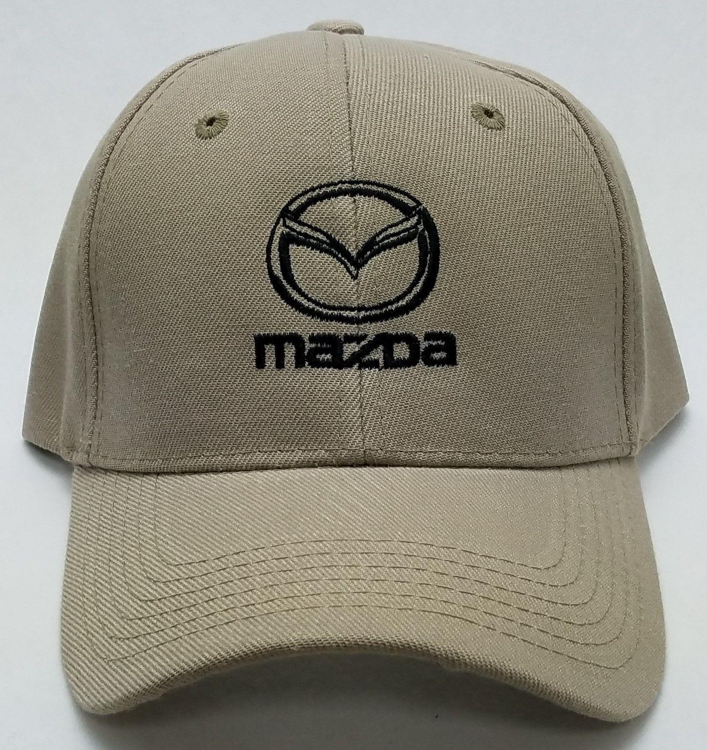 bfb65b4ff3839 Great Mazda Embroidered Baseball Hat Cap Adjustable Strap CX-3   MX ...