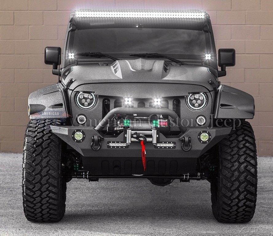 Awesome 2018 Jeep Wrangler Custom Unlimited Sport Utility