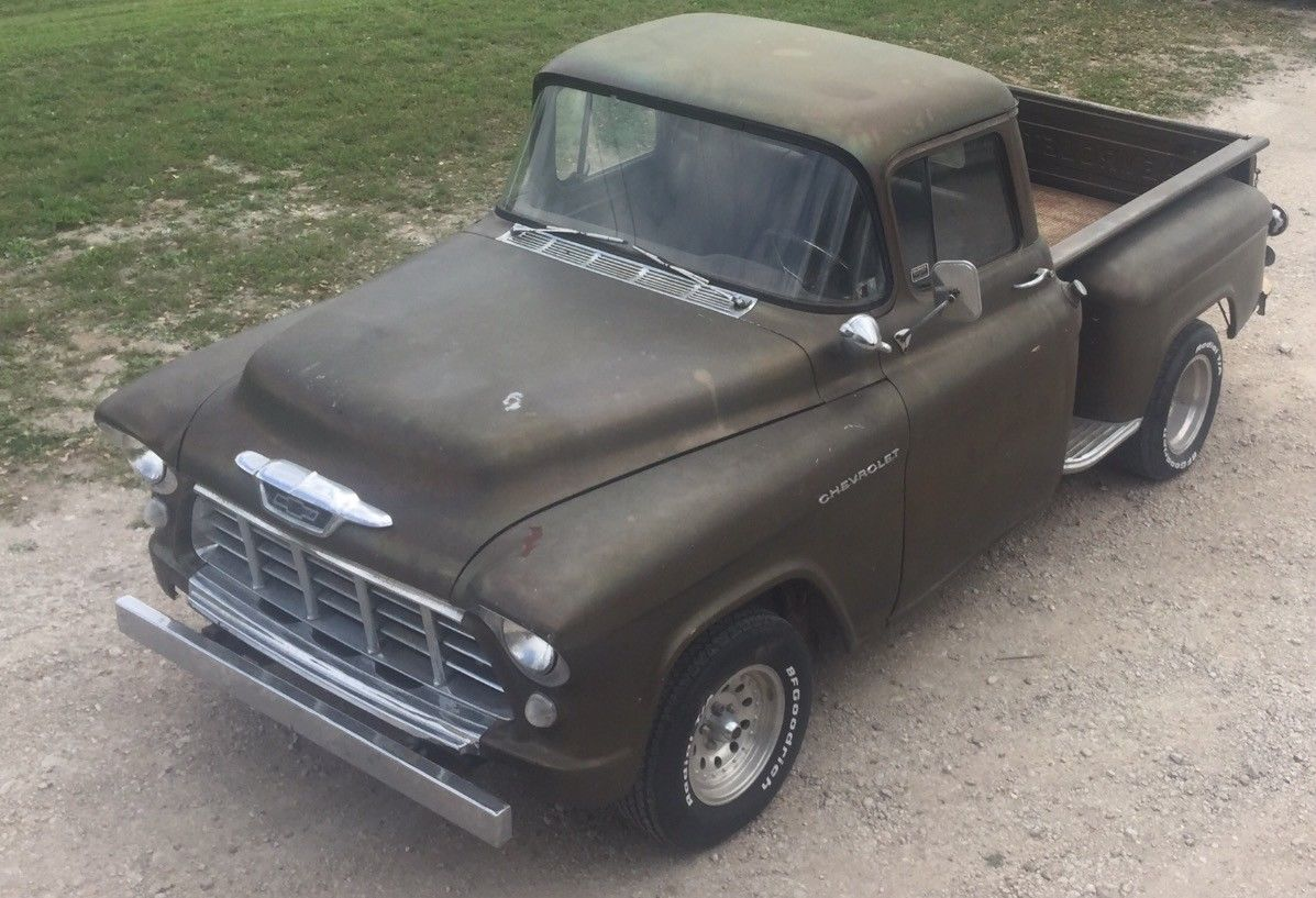 Awesome 1955 Chevrolet Other Pickups Stepside Chevy C10 Truck 2017 2018
