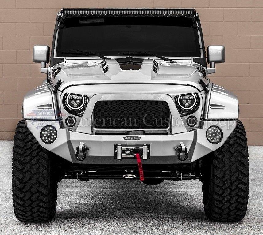 Amazing 2018 Jeep Wrangler Custom Unlimited Sport Utility