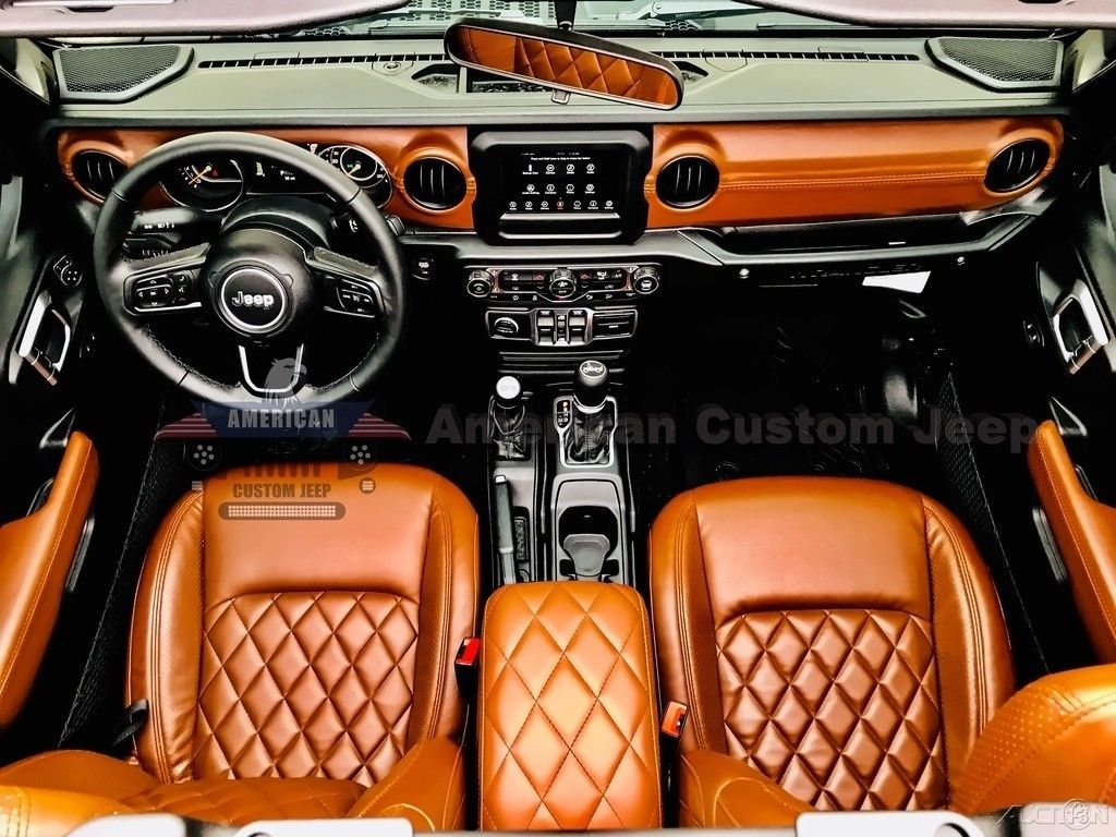 Jeep Wrangler Unlimited Interior >> Amazing 2018 Jeep Wrangler Custom Unlimited Sport JL ...