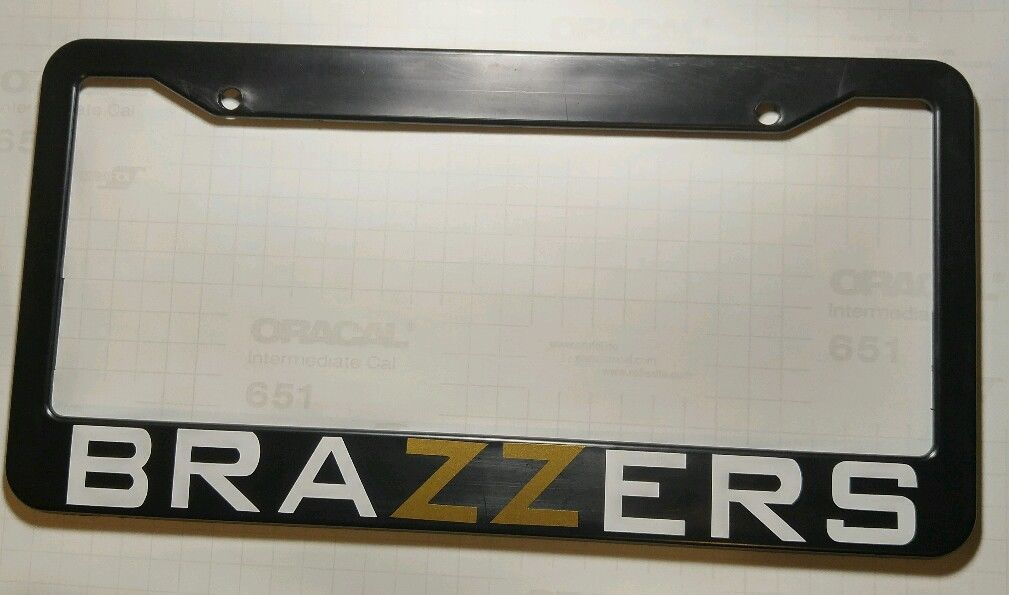 Amazing brazzers license plate frame jdm kdm static camber stance ...