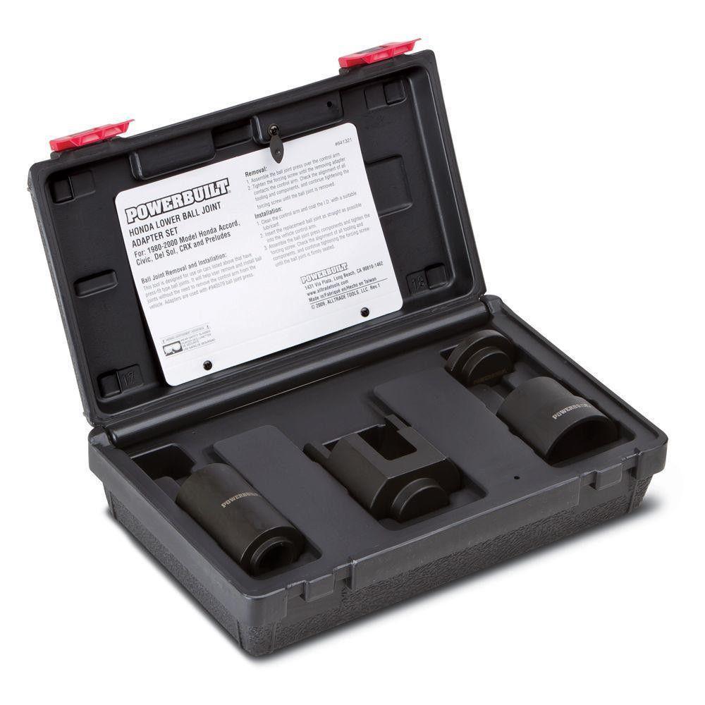 Www Made Com Fr used powerbuilt honda lower ball joint adapter set (kit # 76