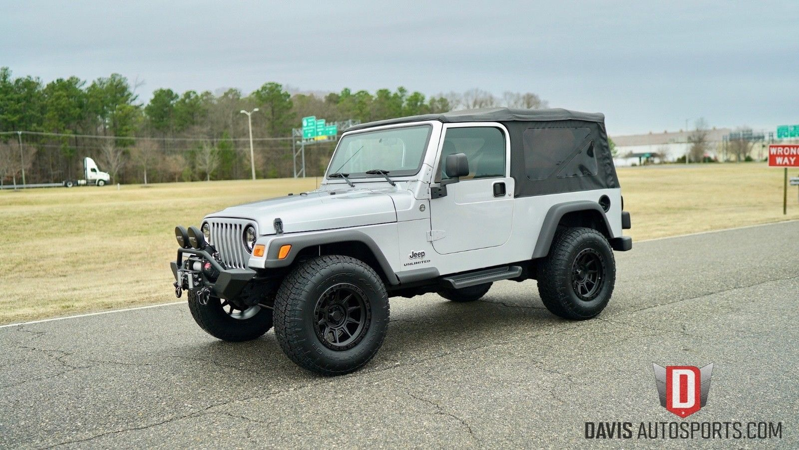 Great 2005 Jeep Wrangler Unlimited Lj 2 Door Unimited 4 Auto Lifted 2017 2018