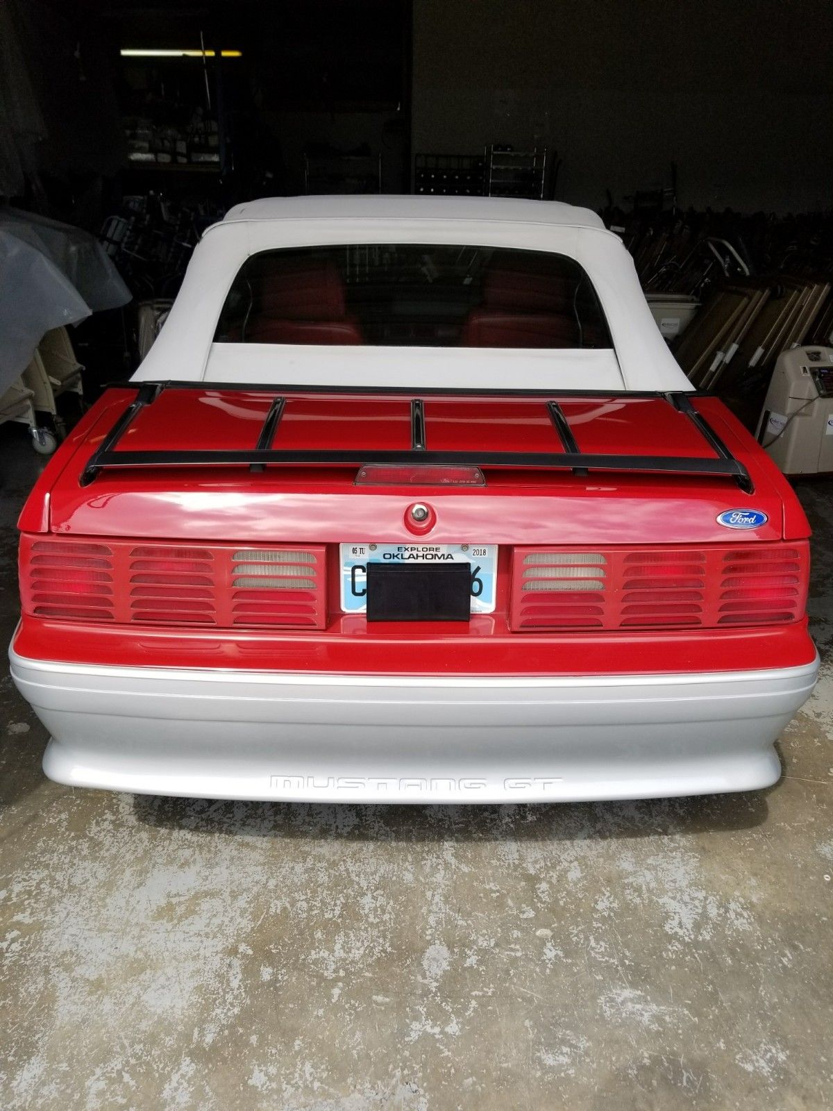 Cadillac Ct6 For Sale >> Awesome 1989 Ford Mustang GT Convertible 89 Mustang GT Fox ...