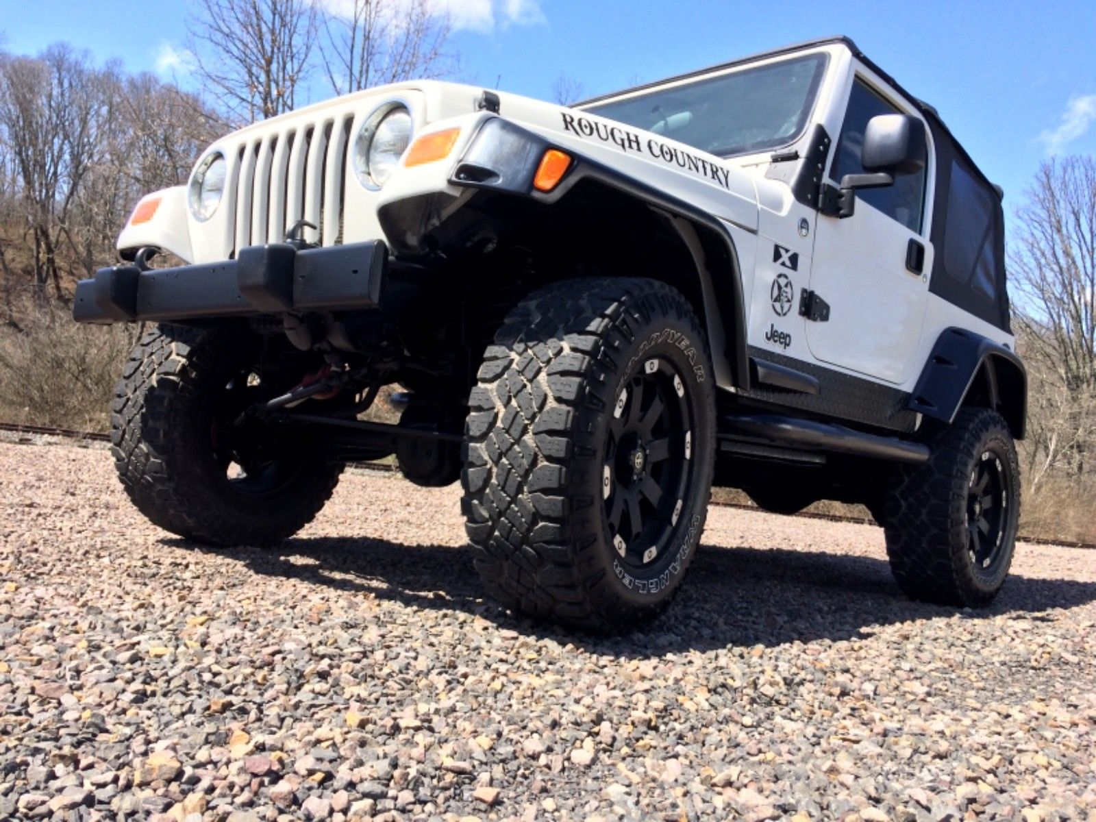 Great 2006 Jeep Wrangler X 4WD6 Speed Manual Transmission 40L A C New Paint 2018 2019