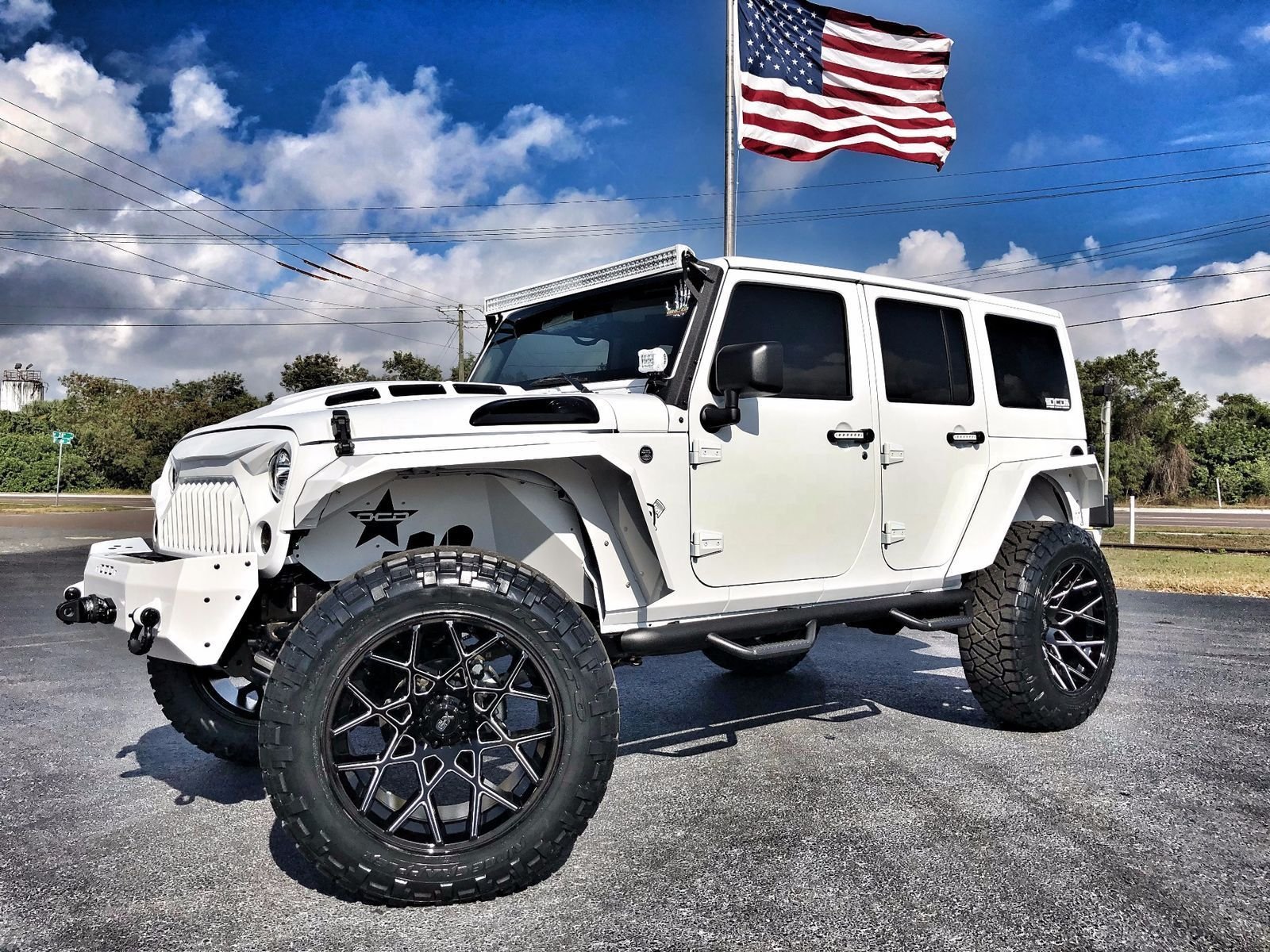 Jeep Wrangler Unlimited Car Cover