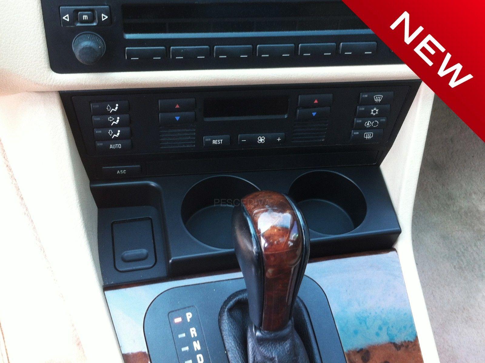 525i Front Drill Slot Brake Rotors+Semi-Met Pads Fits 1997-2003 BMW 528i