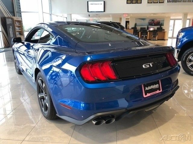 Lightning Blue Mustang >> Ford Mustang GT 2018 Ford Mustang GT Rear Wheel Drive 5L V8 700HP Roush Supercharged w/Warranty ...