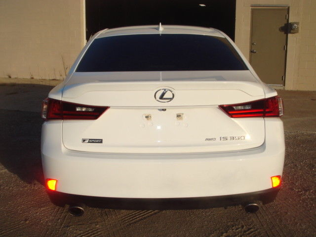 Lexus Dealers In Ohio >> Used 2015 Lexus IS F SPORT 2015 Lexus IS 350 F SPORT~AWD SEDAN~AUTOMATIC~ULTRA WHITE w/RIOJA RED ...