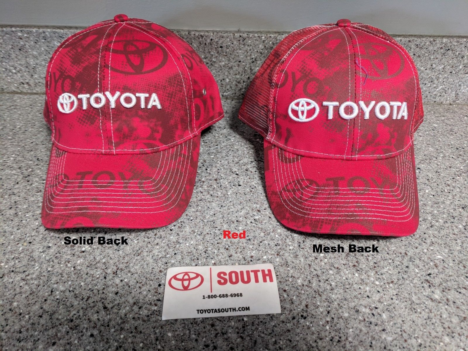 22c93b754f2 Amazing NEW Toyota Watermark Baseball Hat Cap Embroidered Logo Various  Colors 2017 2018
