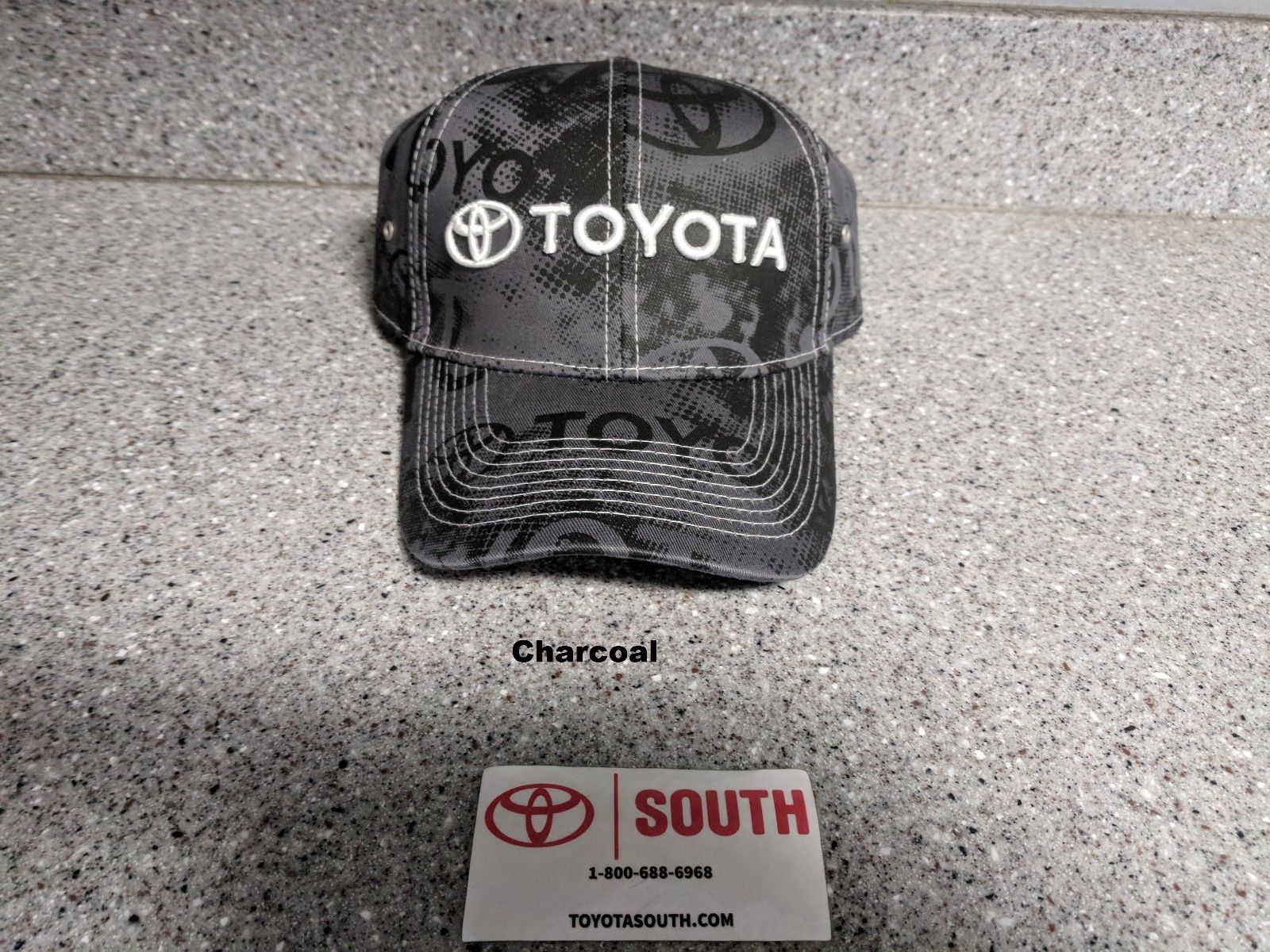 0d06a1188cf Amazing NEW Toyota Watermark Baseball Hat Cap Embroidered Logo ...