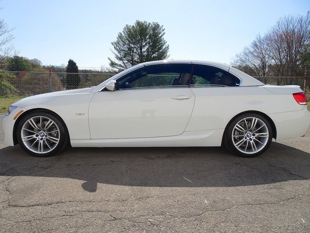 Awesome 2009 Bmw 3 Series Base Convertible 2 Door 328i M Sport Package