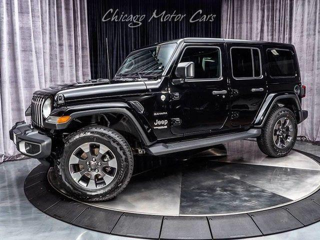 2018 Jeep Wrangler Sahara 2018 Jeep Wrangler Unlimited Sahara Black Clearcoat 2017 2018 Mycarboard Com