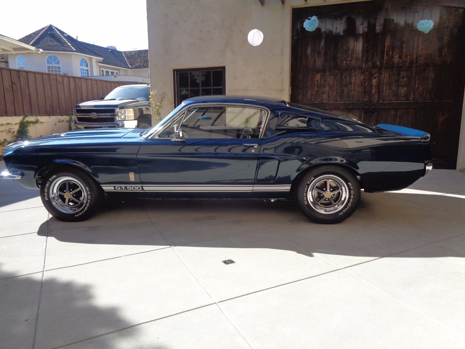 Awesome 1967 Ford Mustang Fastback Shelby GT500 1967 SHELBY MUSTANG