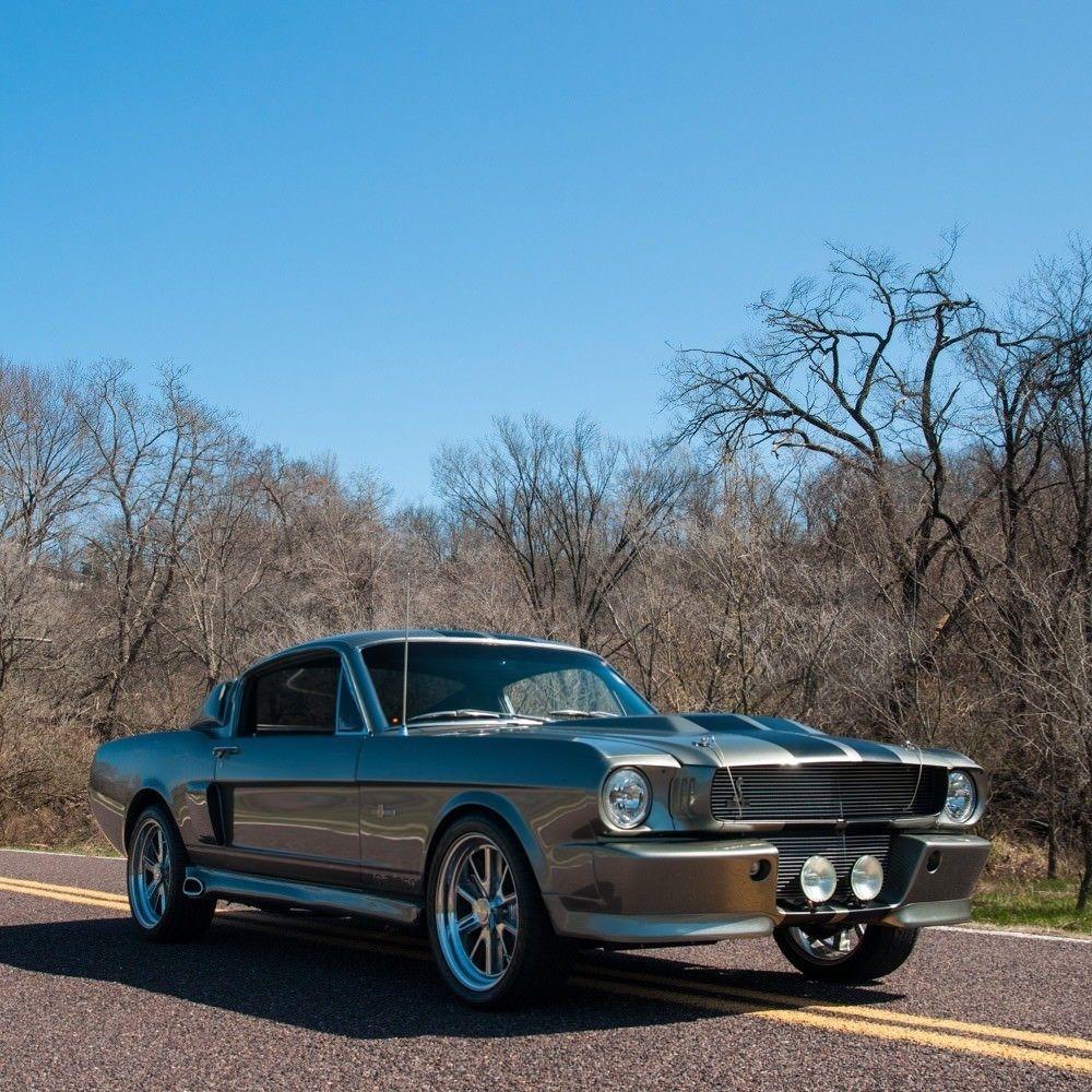 1965 Ford Mustang Fastback 1965 Ford Mustang Fastback 2018