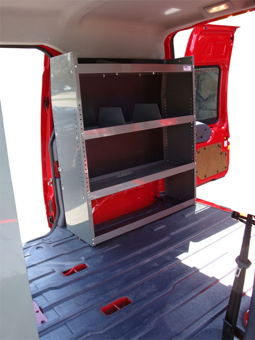 Great Van Shelving Storage For Ford Transit Connect