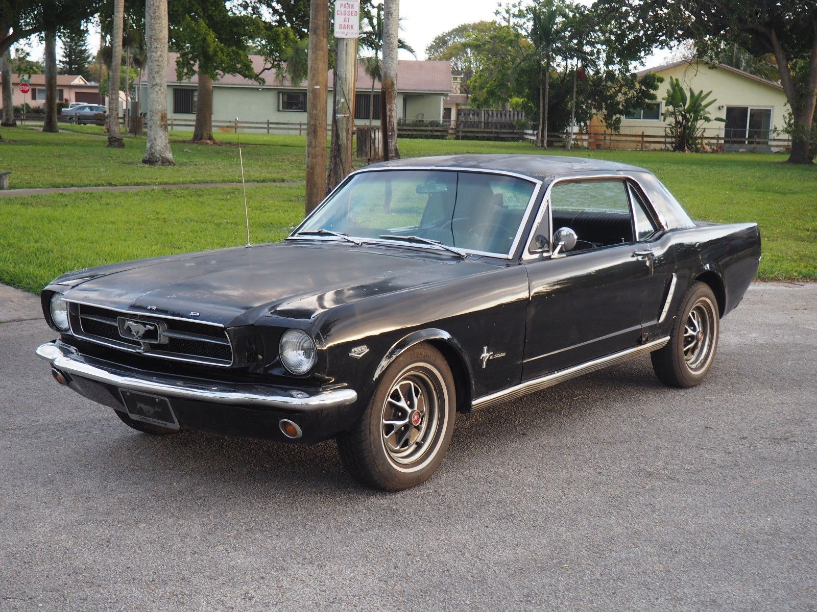Great 1965 ford mustang 1965 ford mustang factory a c disc brakes high performance 302 2017 2018